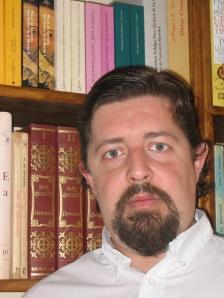 """Victoriano Santana Sanjurjo, es el responsable de la edición de puesta en el mercado literario de """"Ciudadano Yago"""""""
