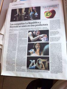Reportaje LOS IMPOSTORES diario LA OPINIÓN